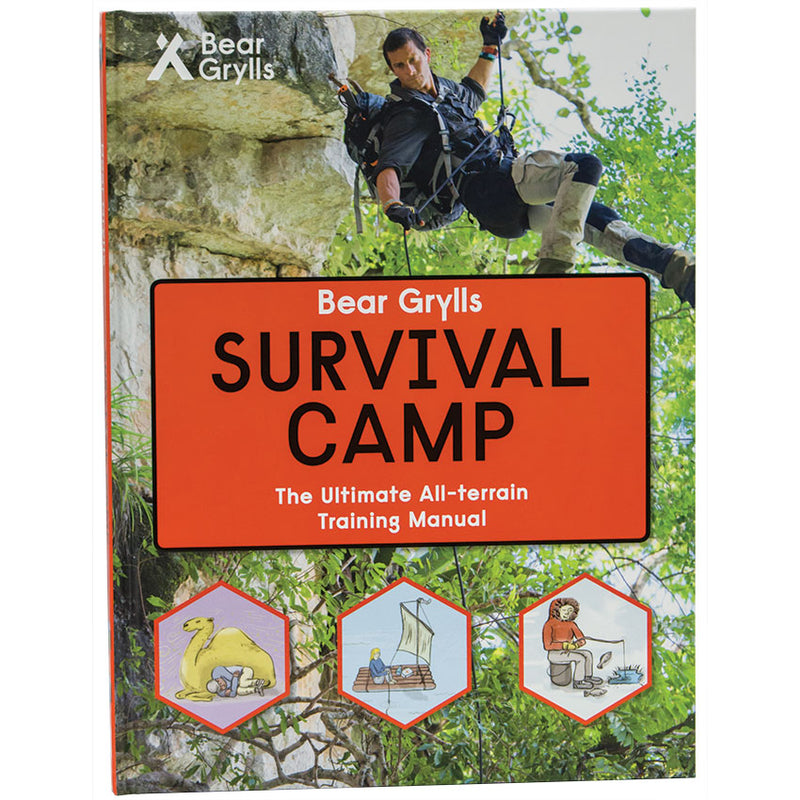 bear grylls survival camp - survival skills