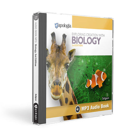 Exploring Creation with Biology, 3rd Edition - MP3 Audio CD