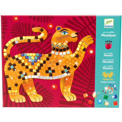Deep in the Jungle Sticker Mosaic Kit