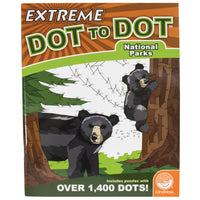 Extreme Dot to Dots: National Parks