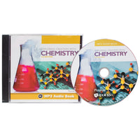 Exploring Creation with Chemistry Mp3 Audio CD
