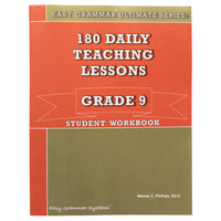 Easy Grammar Ultimate Grade 9 Student Workbook