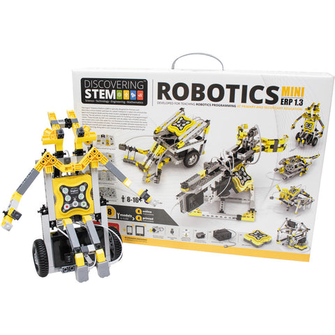Engino STEM ERP Mini Robotics