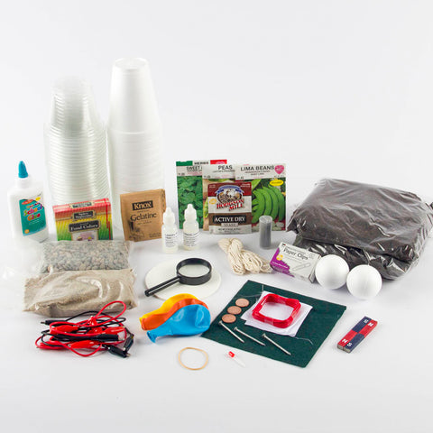 Lab Kit for Exploring the Building Blocks of Science Book 3
