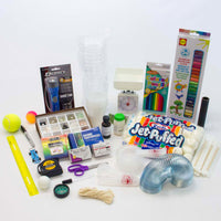 Lab Kit for Exploring the Building Blocks of Science Book 5