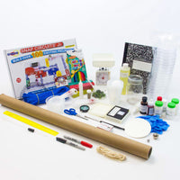 Lab Kit for Exploring the Building Blocks of Science Book 6