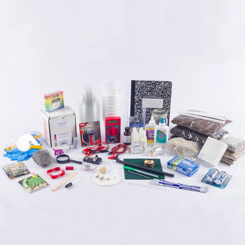 Lab Kit for the Building Blocks of Science 7