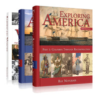 Exploring America Curriculum Package - 2019 Edition