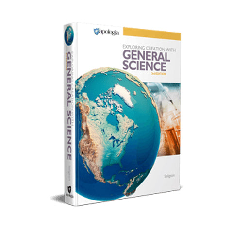 Exploring Creation with General Science 2-book Set, 3rd Edition