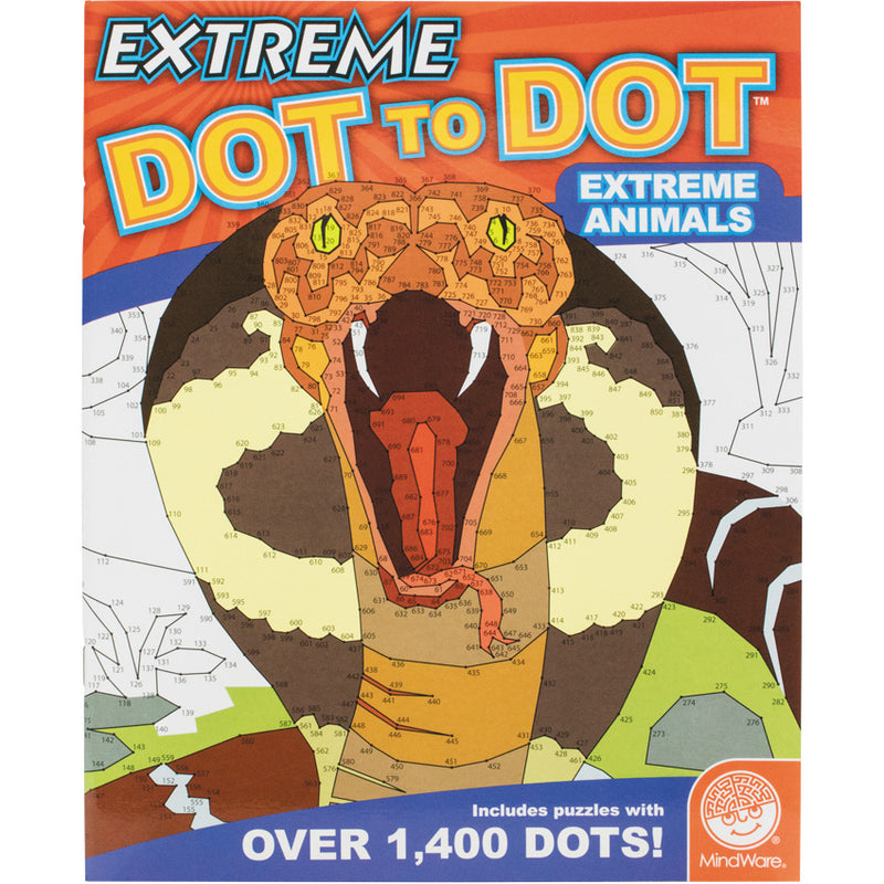 Extreme Dot to Dots - Extreme Animals