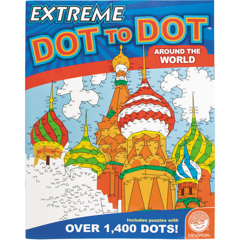 Extreme Dot to Dot: Around the World