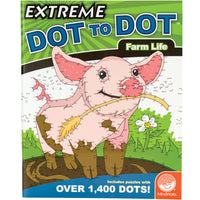 Extreme Dot to Dot: Farm Life