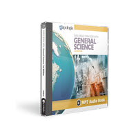 Exploring Creation with General Science - MP3 Audio CD, 3rd Edition