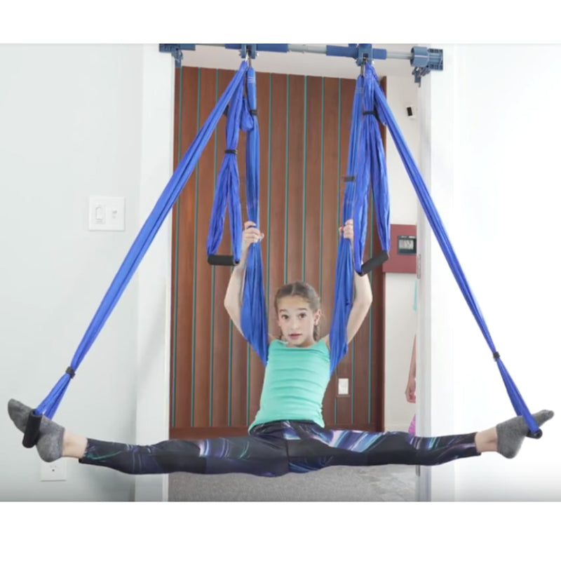 Bonobo Gym Deluxe Aerial Yoga Swing Add On Timberdoodle Co