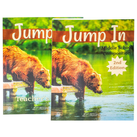 Jump In, 2nd Edition