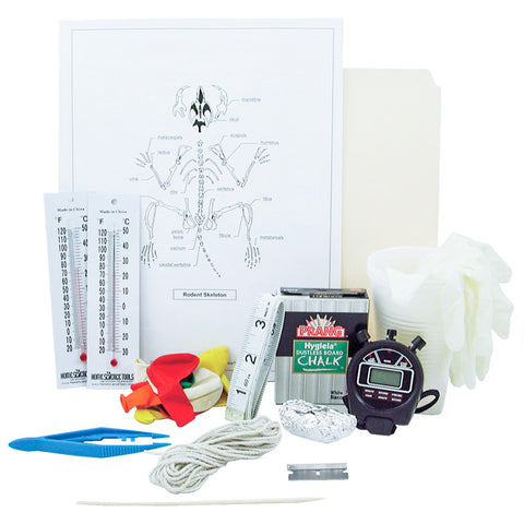 Lab Kit for Exploring Creation with Zoology 3