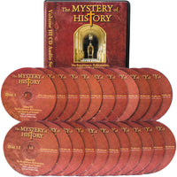 The Mystery of History Vol 3 - Audio Book CD Set