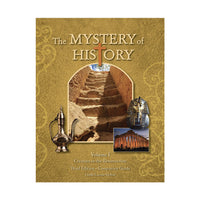 Mystery of History Volume 1 Companion Guide, 3rd Edition