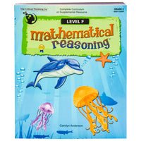 Mathematical Reasoning F (Grade 5)