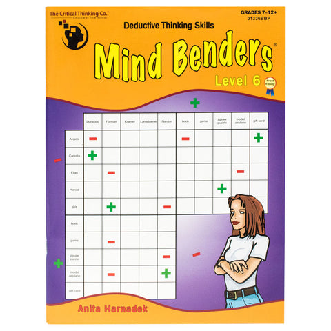 Mind Benders Level 6