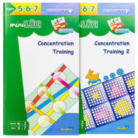miniLUK Concentration Pack