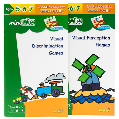 miniLUK Visual Perception Pack 1