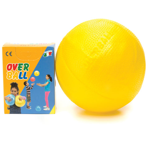 Gymnic Over Ball - Yellow