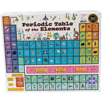 1000-Piece Periodic Table Puzzle