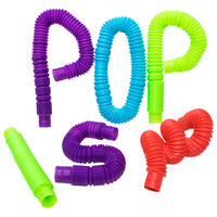 Pop Toobs - set of 6