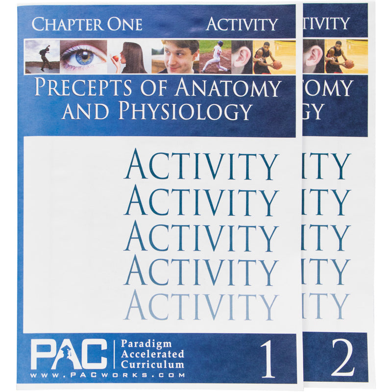 Precepts of Anatomy and Physiology an easy-to-use science curriculum ...