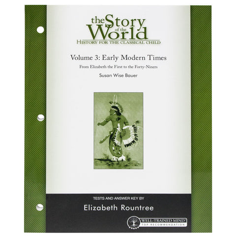 Tests for The Story of the World Volume 3