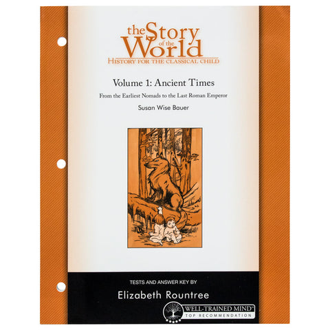 Tests for The Story of the World Volume 1