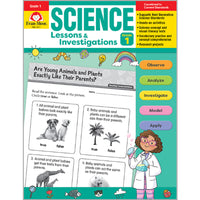 Science Lessons and Investigations - Grade 1