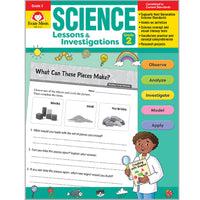 Science Lessons and Investigations - Grade 2