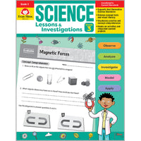 Science Lessons and Investigations - Grade 3