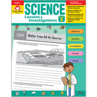 Science Lessons and Investigations - Grade 5