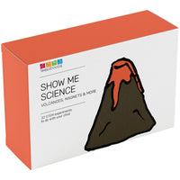 Show Me Science: Volcanoes with Bonus Magnet