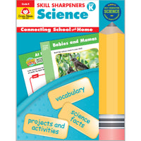 Skill Sharpeners Science - Grade K