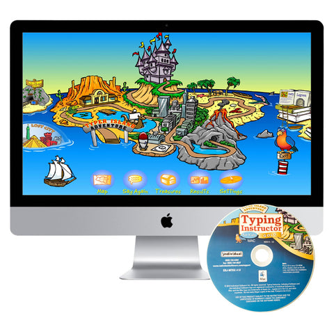Typing Instructor for Kids Gold - Mac
