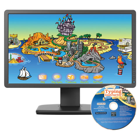 Typing Instructor for Kids Gold - Windows