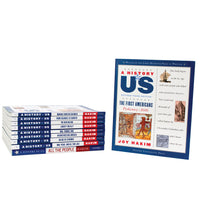 A History of US - Complete Set (Books 1-10)