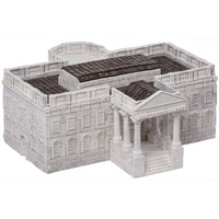 Mini Bricks - The White House