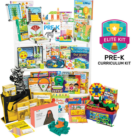 2020 PreK Curriculum Kit