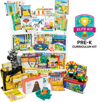 Nonreligious 2020 PreK Curriculum Kit