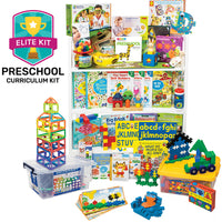 2020 Preschool Curriculum Kit