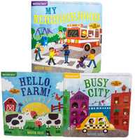 Indestructibles Social Studies set of 3