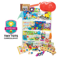 2020 Tiny Tots Curriculum Kit