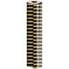 B437B Black Gold Stripe