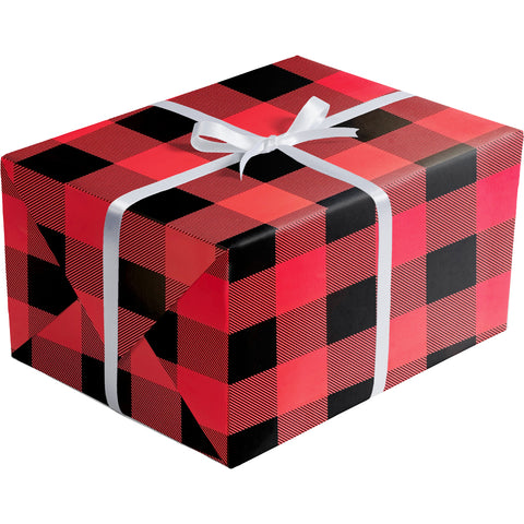 B672B Buffalo Plaid