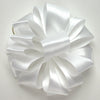 White Double Face Satin Ribbon